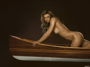 Германски олимпийки голи в Playboy