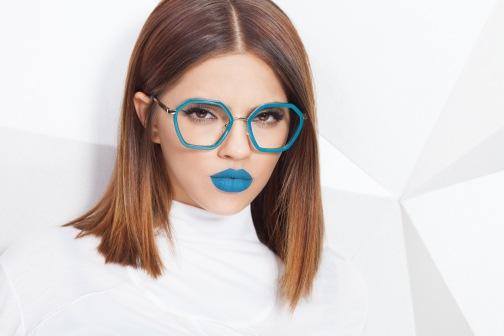 2. DARA с очила KWIAT от колекция 2019, модел KW EX 9131 B